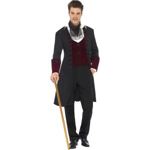 costume homme gothique